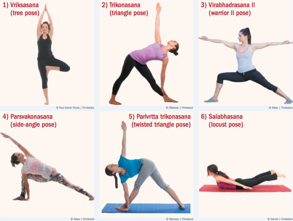 Go for other Yoga class