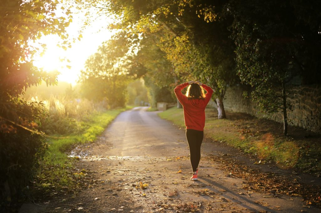 Role Of Walking Meditation In Making Your Mind And Body Adaptive