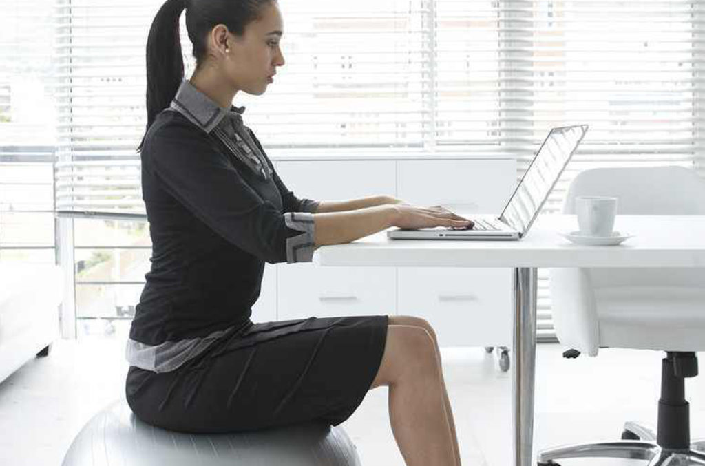 Tune into our sitting posture
