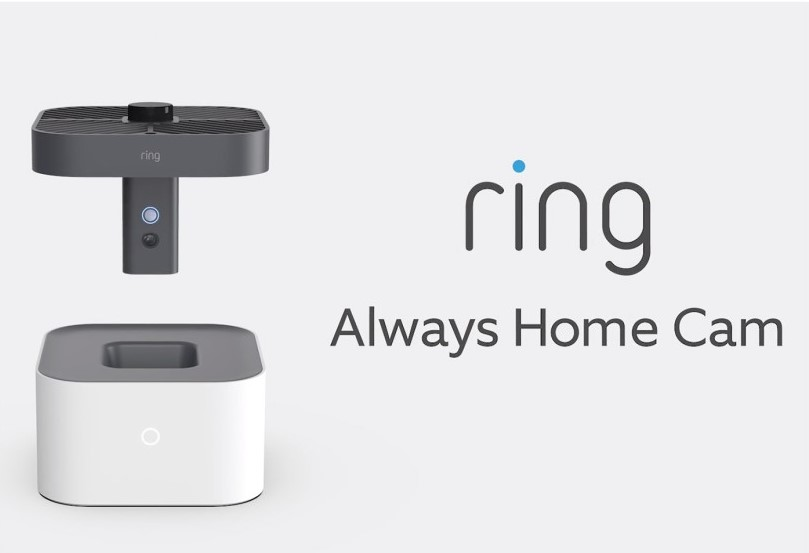 Amazon's New Ring Security Camera Is Also An In-Home Drone