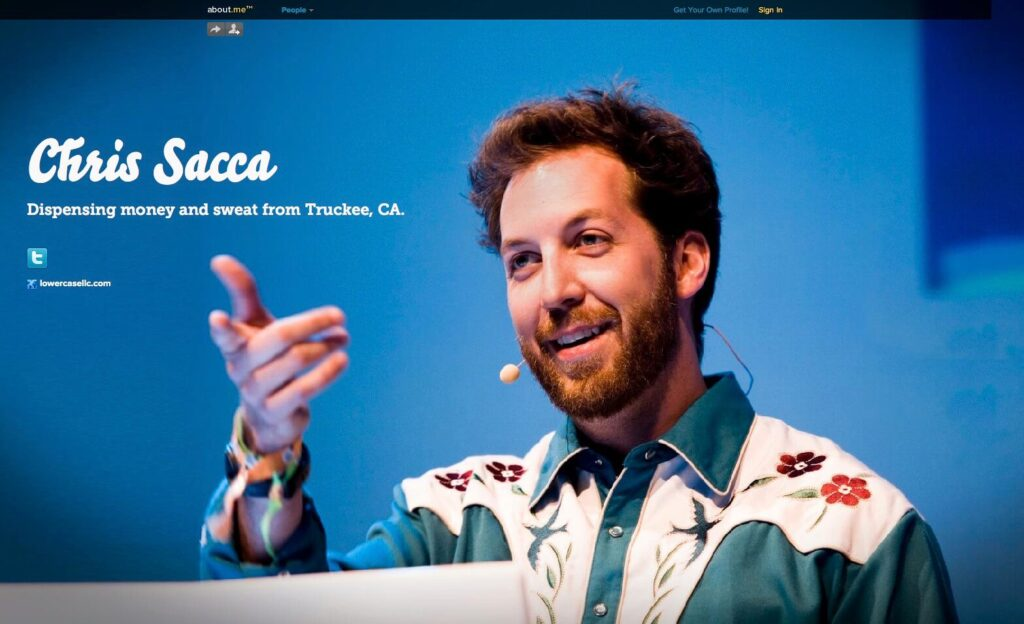 An American venture investor, lawyer, entrepreneur, and company adviser, Chris Sacca is the brilliant seed investor, his methods, and ideologies are still